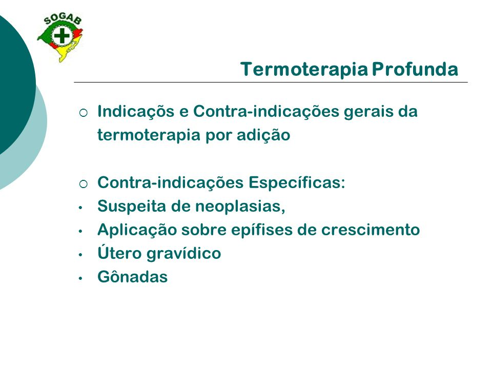 Termoterapia Profunda