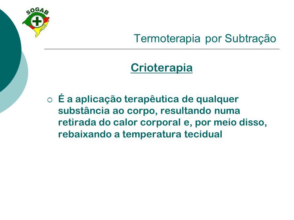 Termoterapia por Subtração