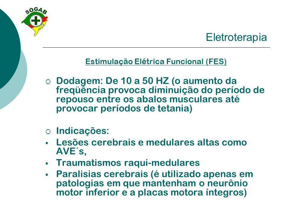 Estimulação Elétrica Funcional (FES)