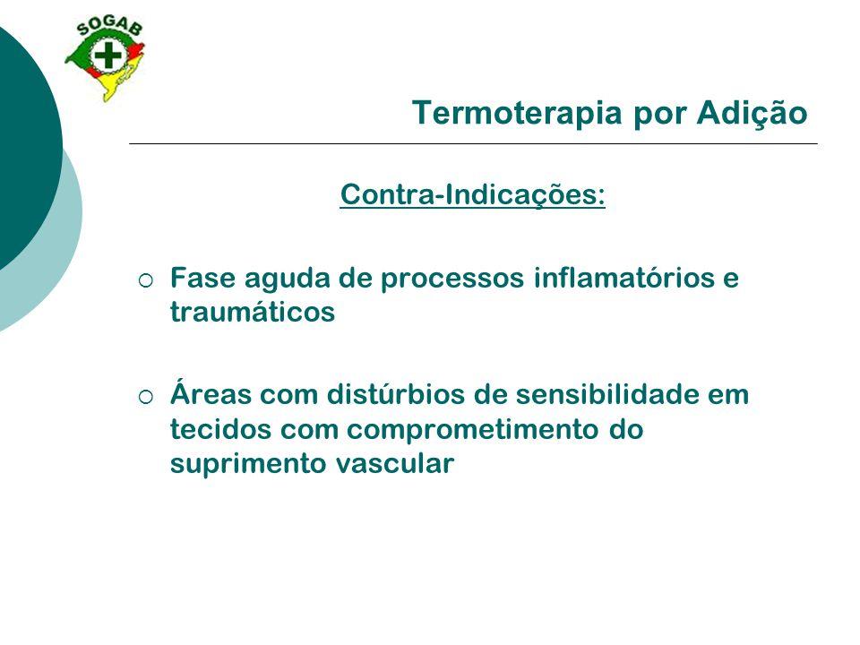 Termoterapia por Adição