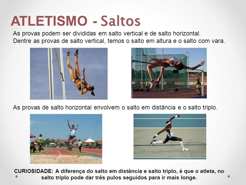 salto triplo pode dar três pulos seguidos para ir mais longe.