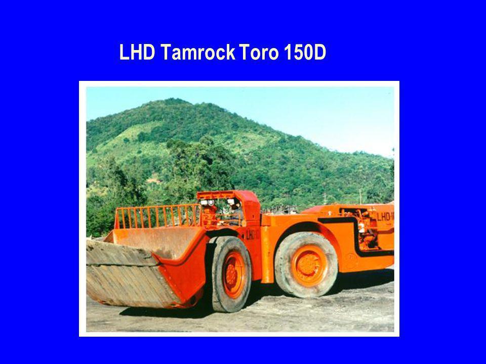 4/2/2017 LHD Tamrock Toro 150D