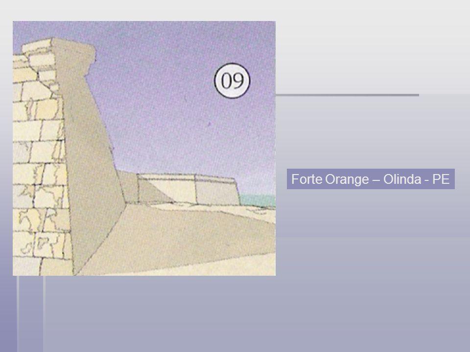 Forte Orange – Olinda - PE