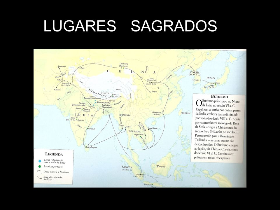 LUGARES SAGRADOSSAGRA