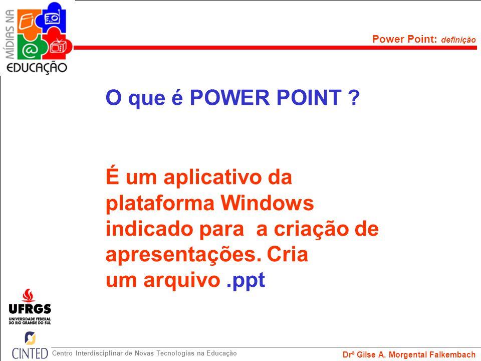 Power Point: definição