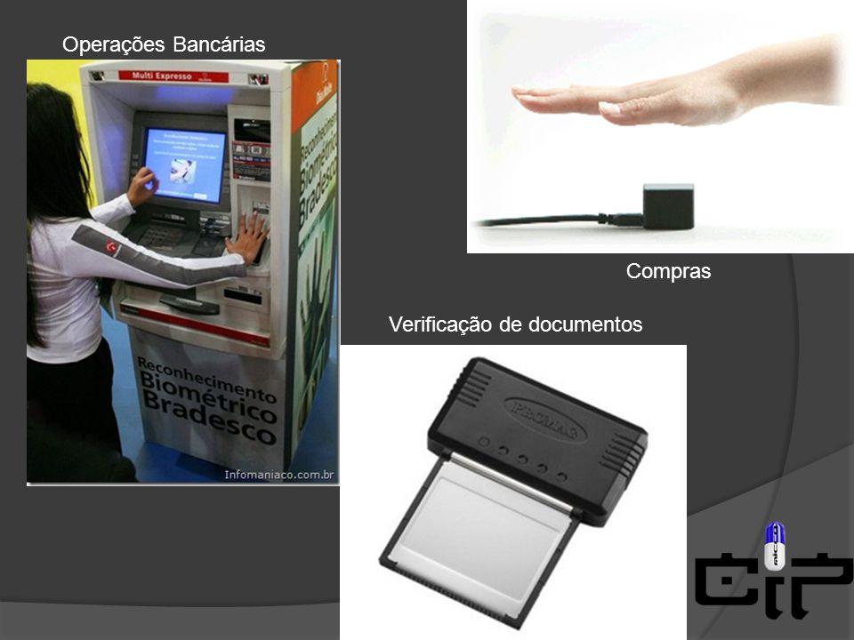 Operações Bancárias Compras Verificação de documentos