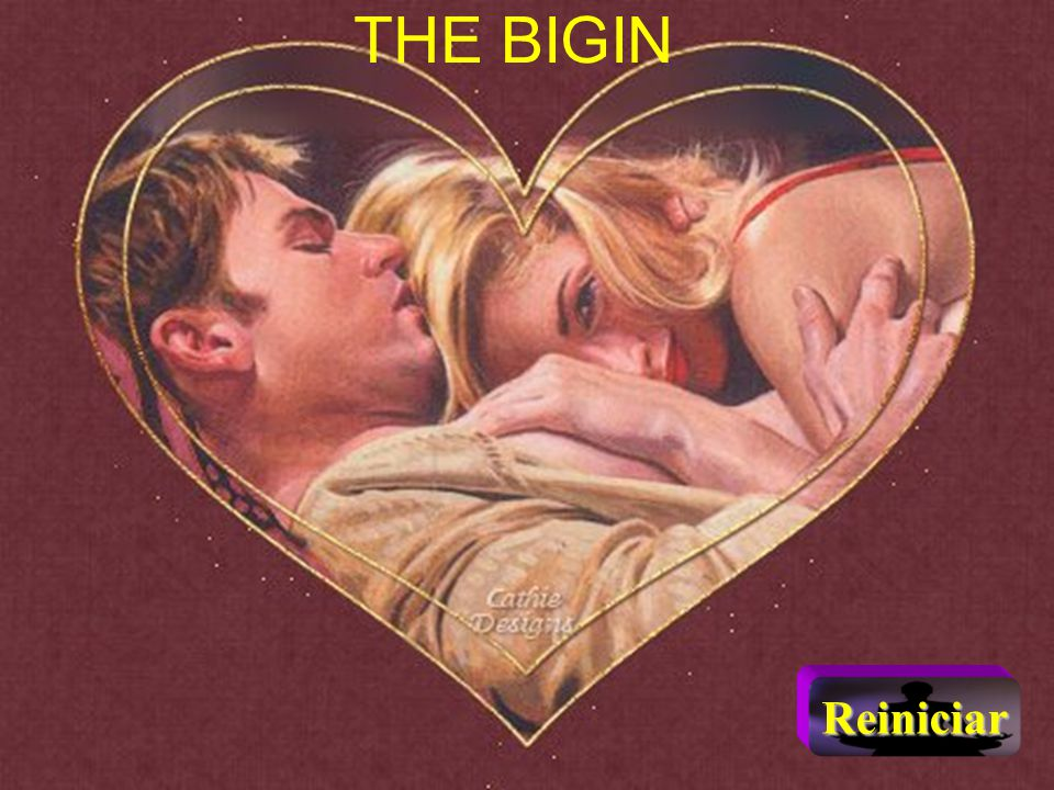 THE BIGIN Reiniciar
