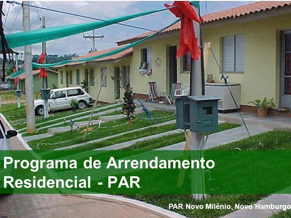 Programa de Arrendamento Residencial - PAR