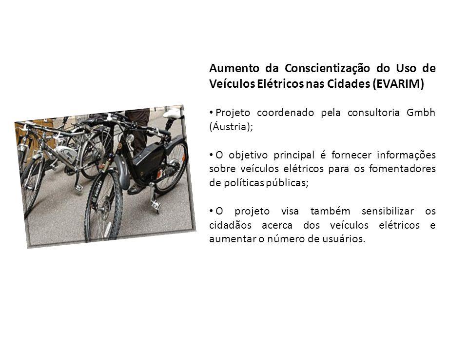 Aumento da Conscientização do Uso de Veículos Elétricos nas Cidades (EVARIM)