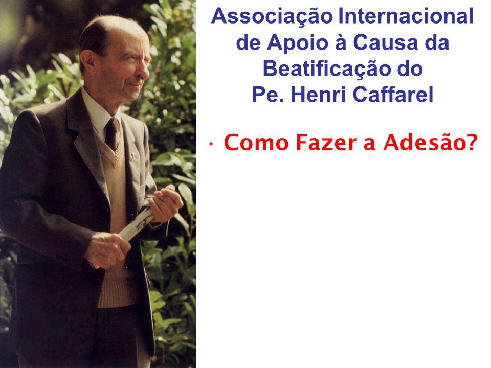 Associação Internacional de Apoio à Causa da Beatificação do Pe