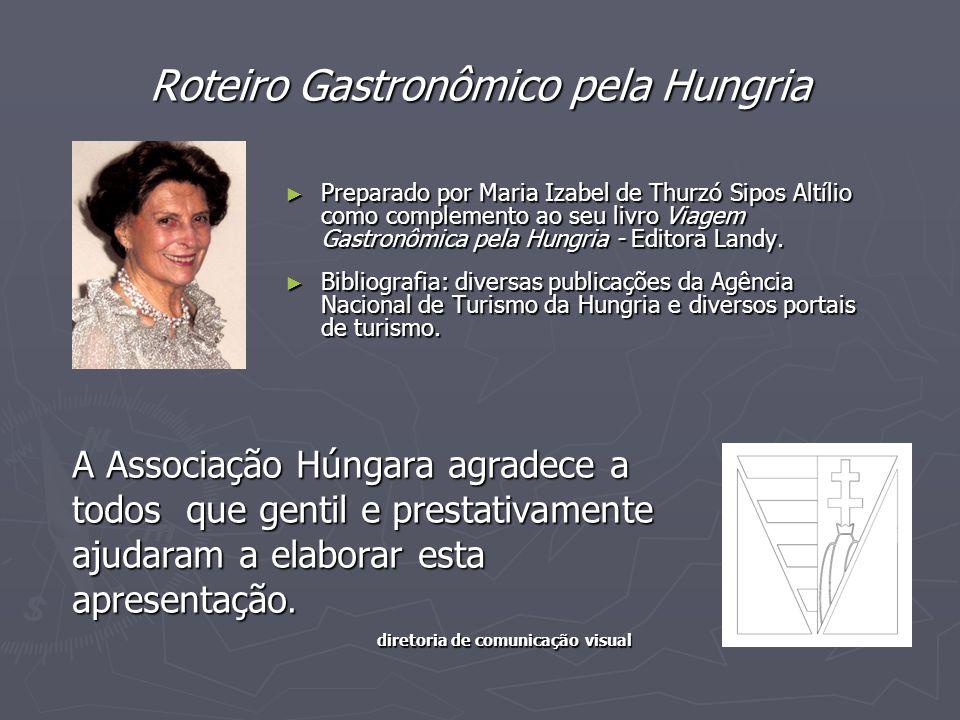 Roteiro Gastronômico pela Hungria