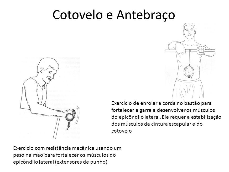 Cotovelo e Antebraço