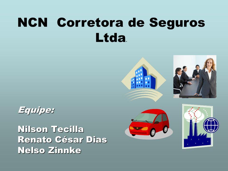 Equipe: Nilson Tecilla Renato César Dias Nelso Zinnke