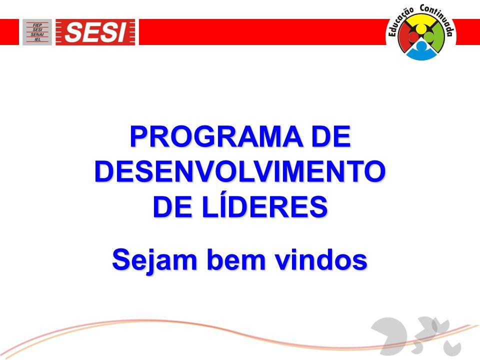 PROGRAMA DE DESENVOLVIMENTO DE LÍDERES