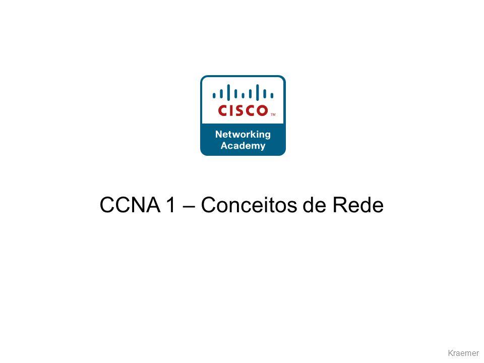 CCNA 1 – Conceitos de Rede