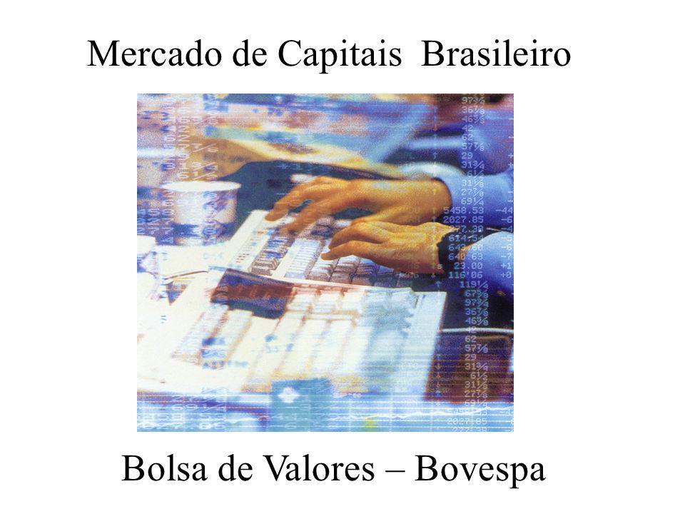 Mercado de Capitais Brasileiro