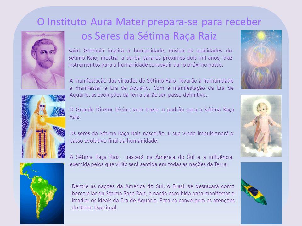 O Instituto Aura Mater prepara-se para receber