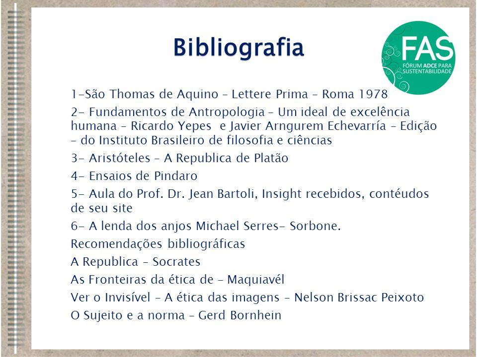 Bibliografia 1-São Thomas de Aquino – Lettere Prima – Roma 1978
