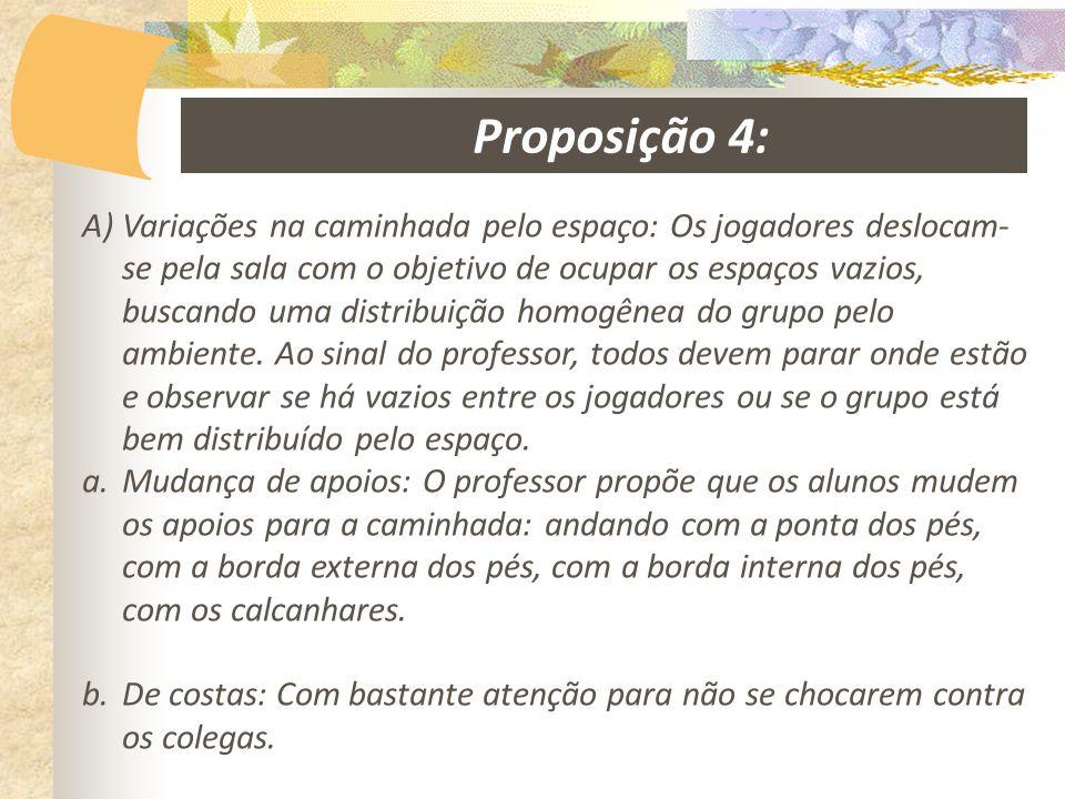 Proposição 4:
