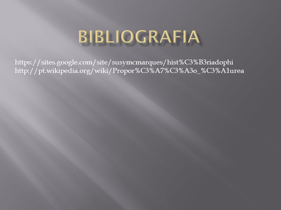 bibliografia https://sites.google.com/site/susymcmarques/hist%C3%B3riadophi.