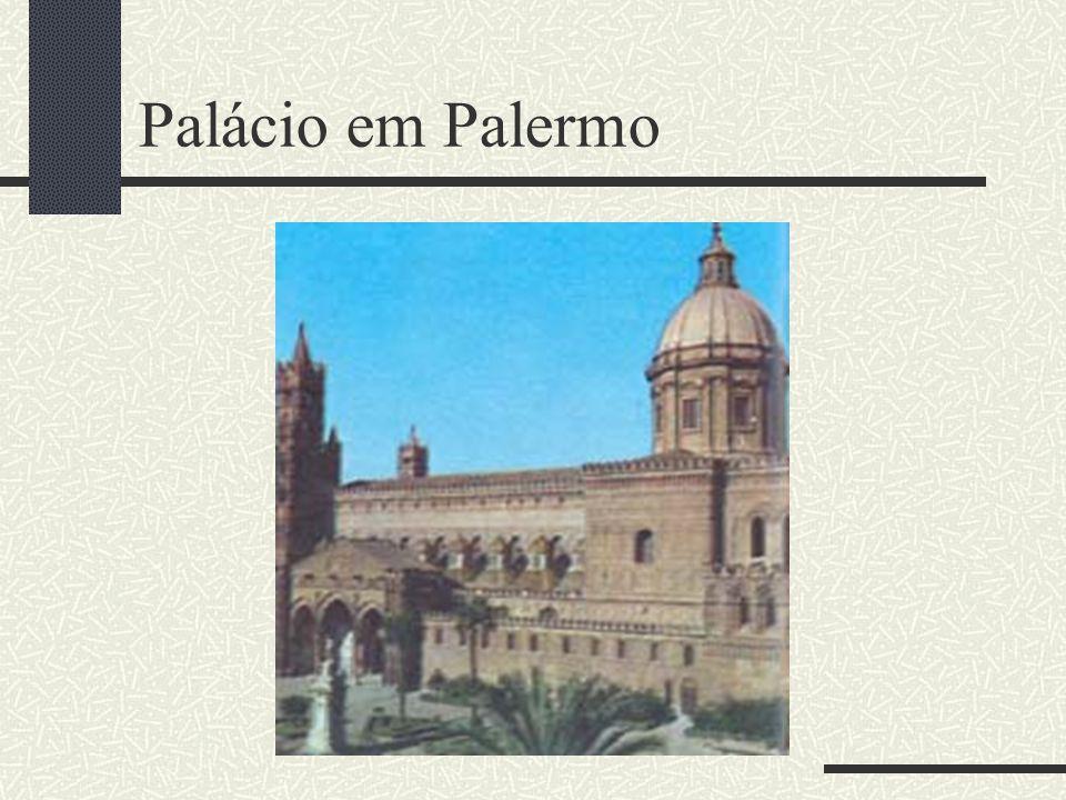 Palácio em Palermo