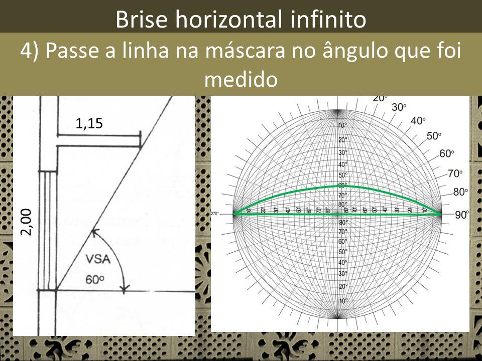 Brise horizontal infinito