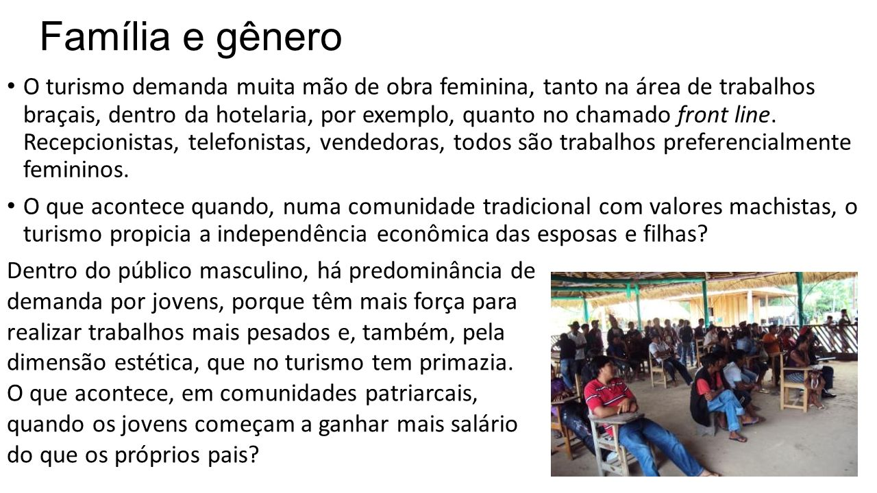 Família e gênero