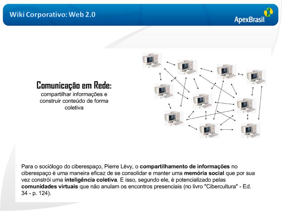 Wiki Corporativo: Web 2.0
