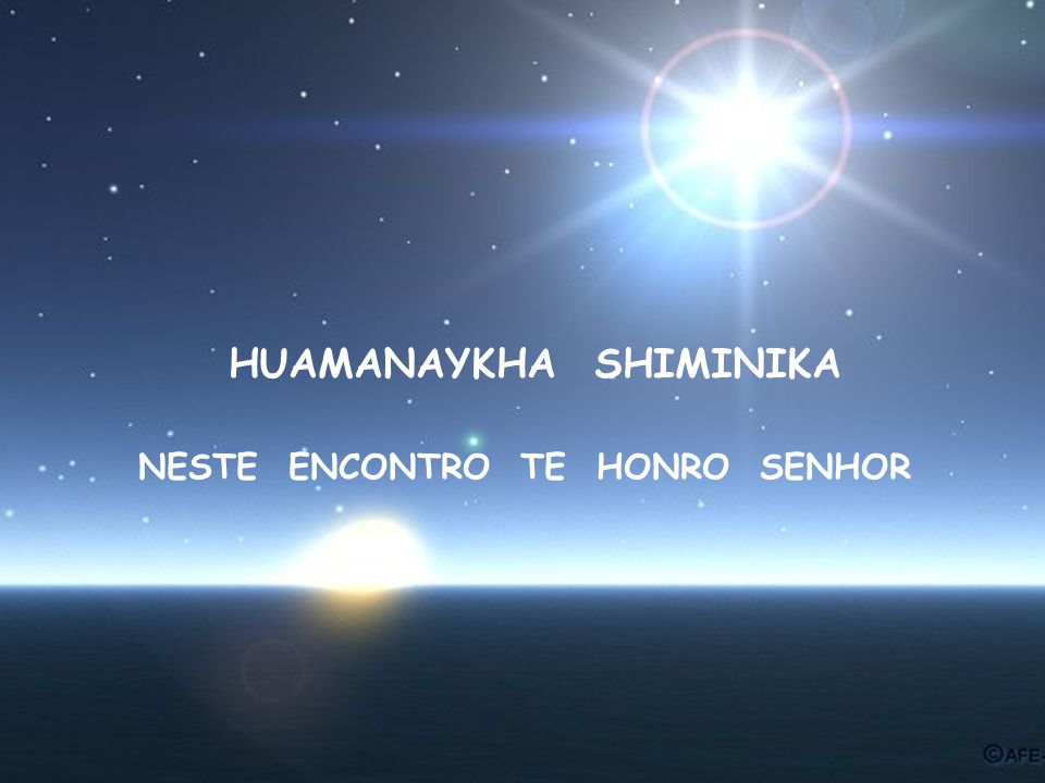 HUAMANAYKHA SHIMINIKA