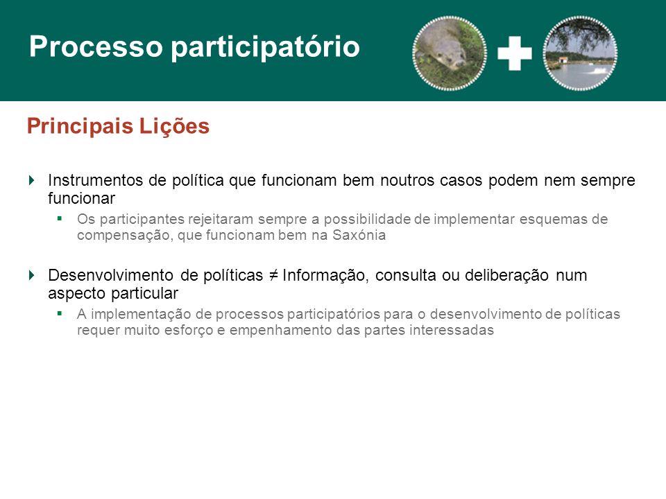 Processo participatório