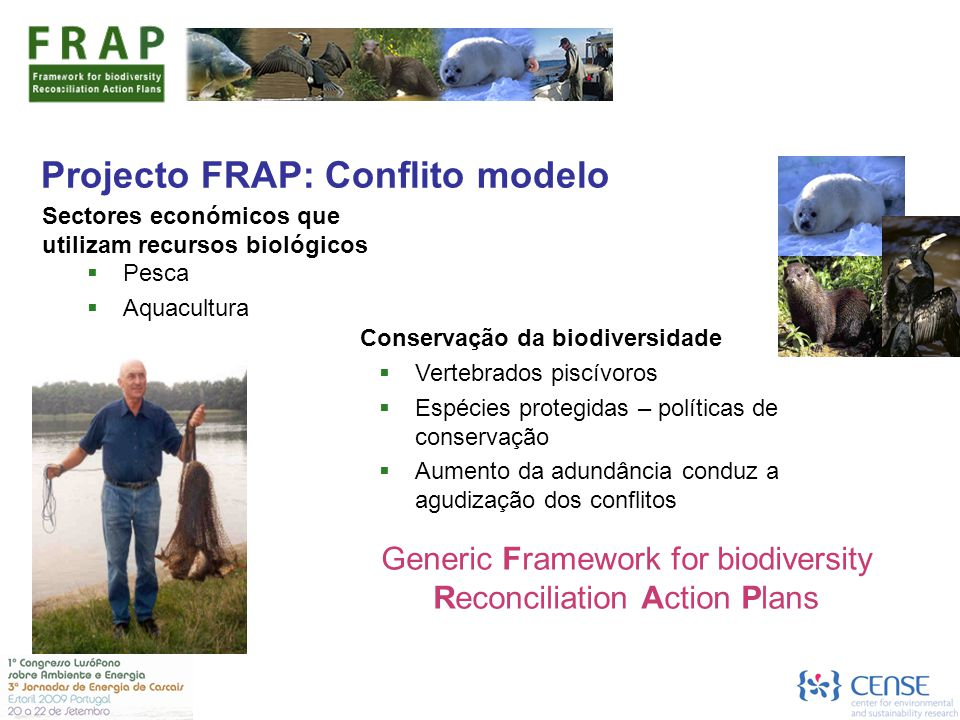 Generic Framework for biodiversity Reconciliation Action Plans