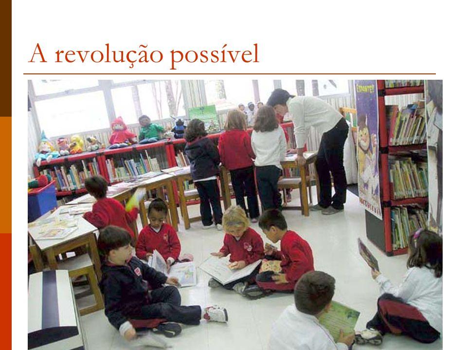 A revolução possível Movimento Educacionista