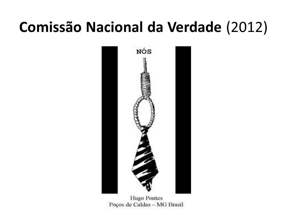 Comissão Nacional da Verdade (2012)