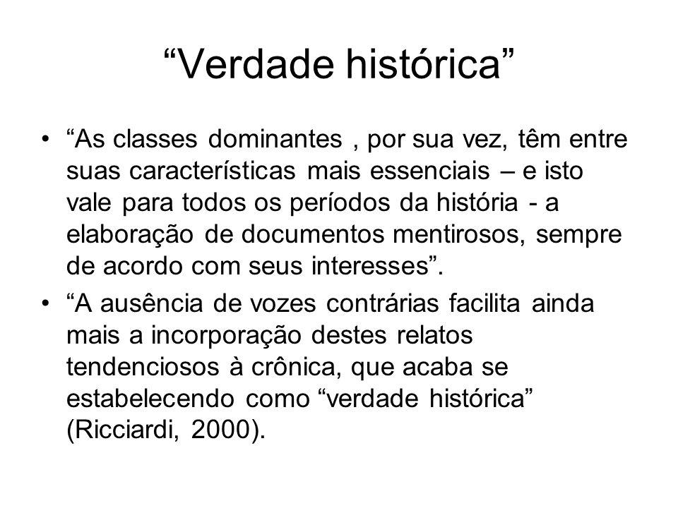 Verdade histórica