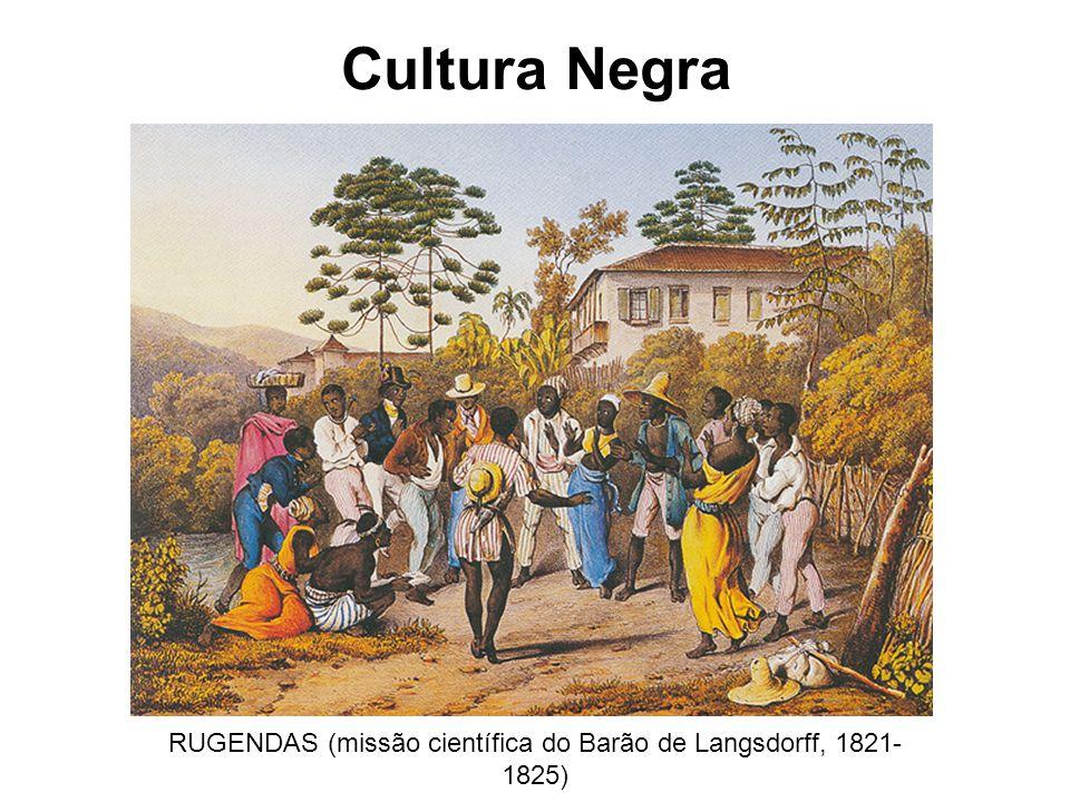 RUGENDAS (missão científica do Barão de Langsdorff, 1821-1825)