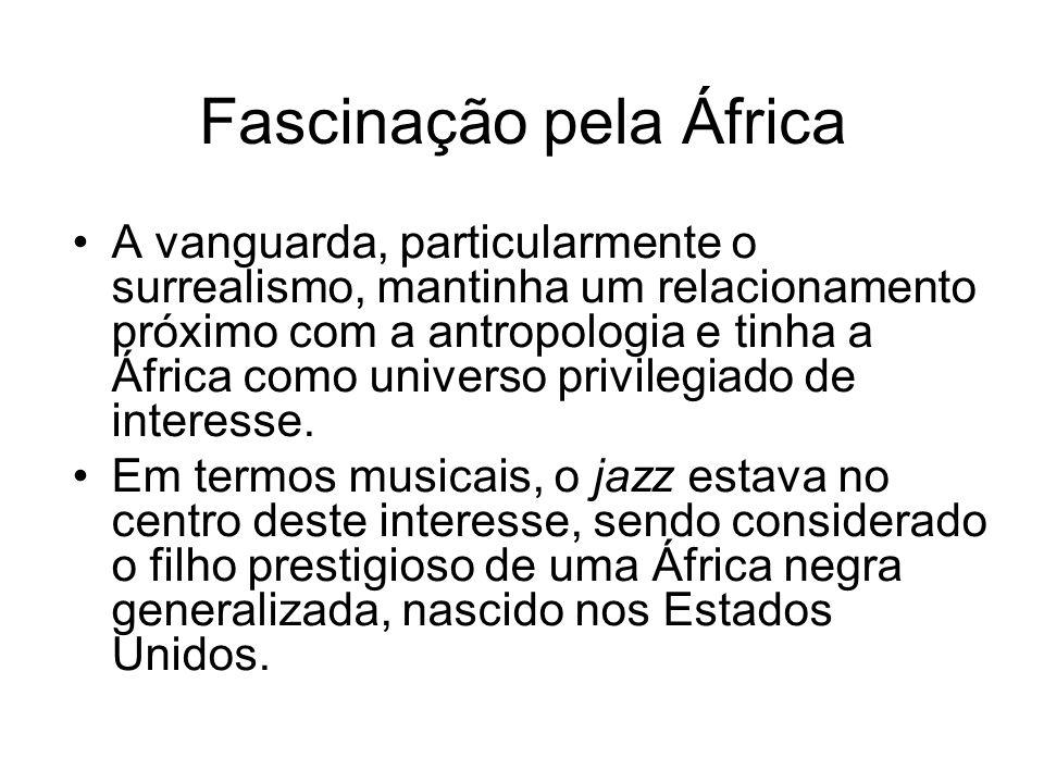 Fascinação pela África