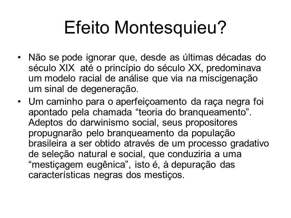 Efeito Montesquieu