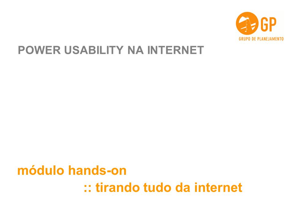 POWER USABILITY NA INTERNET