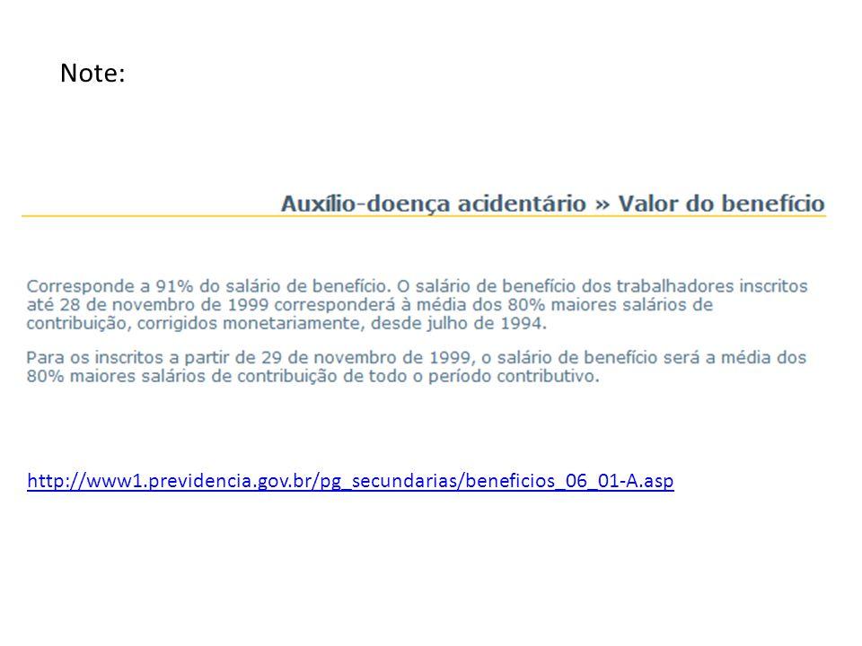 Note: http://www1.previdencia.gov.br/pg_secundarias/beneficios_06_01-A.asp