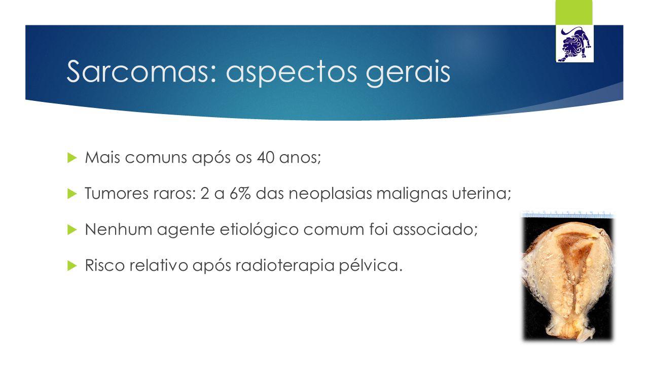 Sarcomas: aspectos gerais