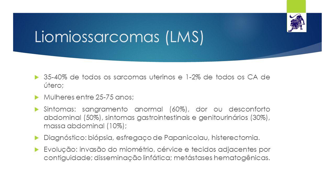 Liomiossarcomas (LMS)