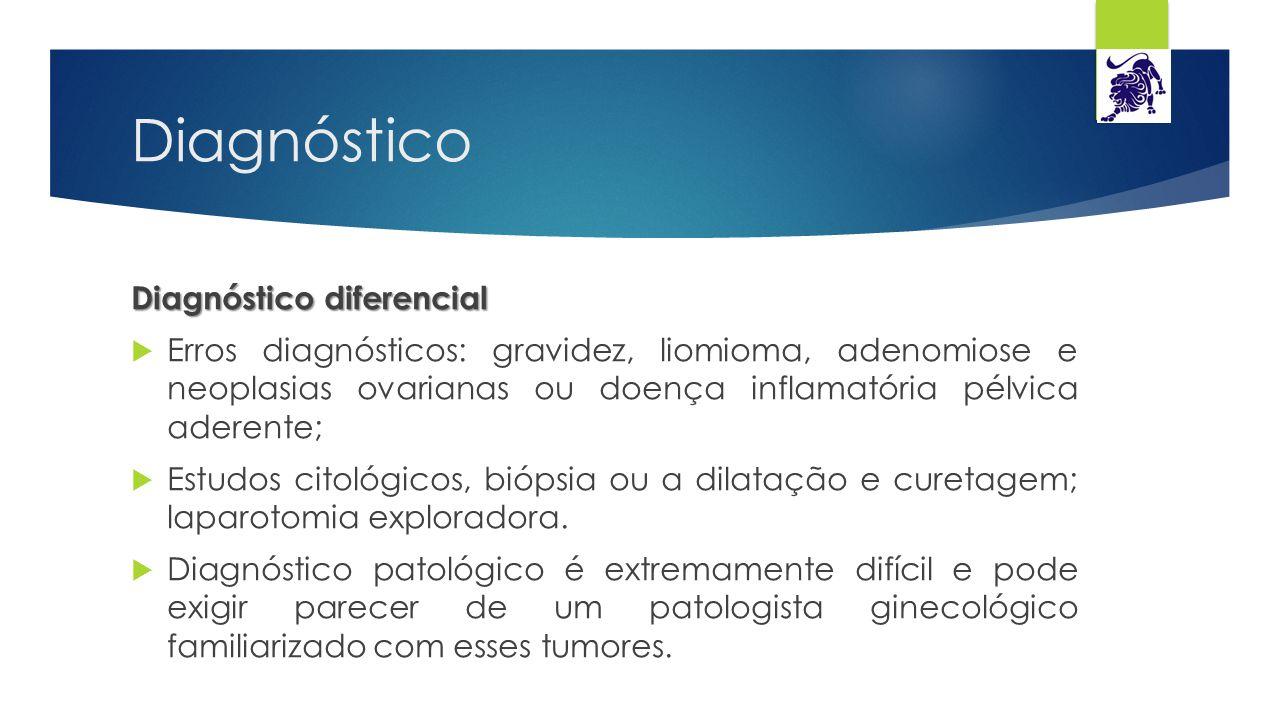 Diagnóstico Diagnóstico diferencial