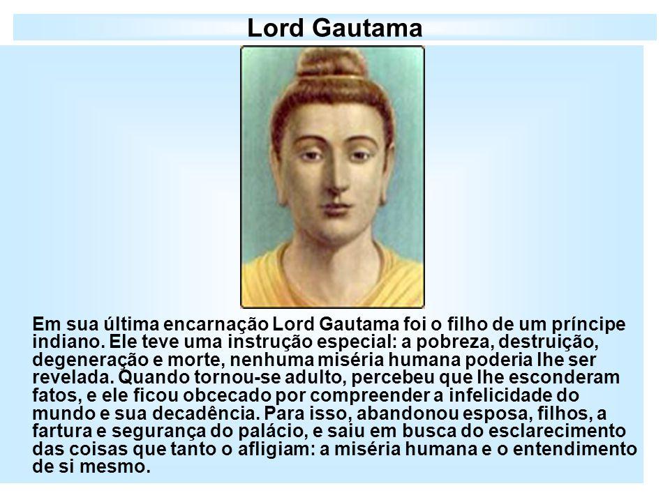 Lord Gautama