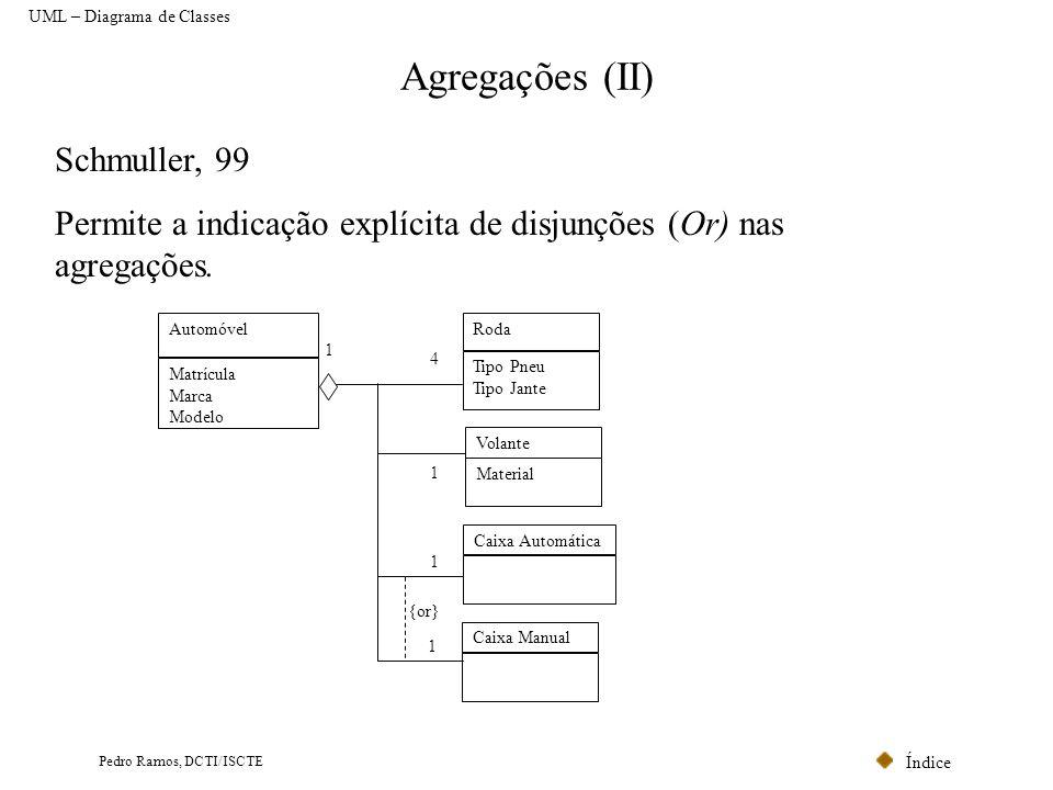 Agregações (II) Schmuller, 99
