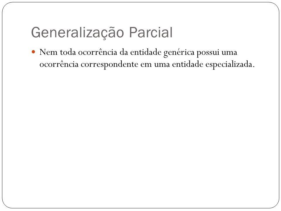 Generalização Parcial