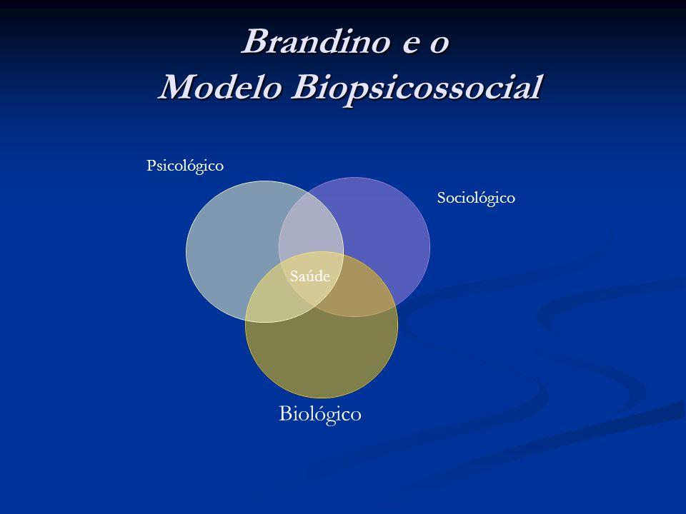 Brandino e o Modelo Biopsicossocial