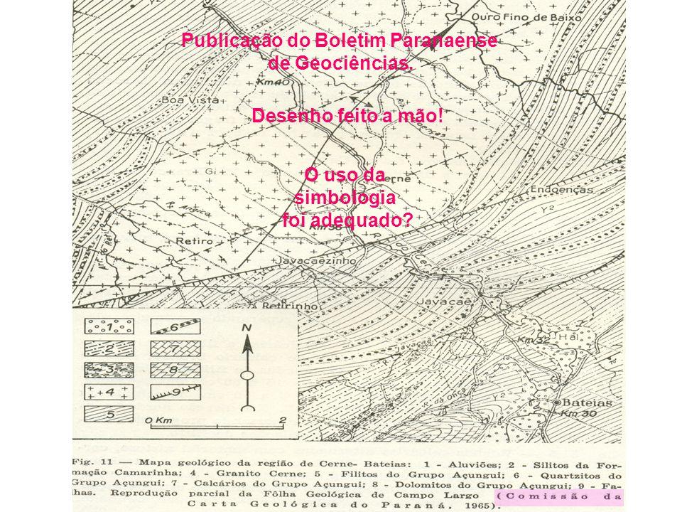 Publicação do Boletim Paranaense