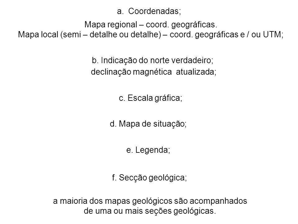 Mapa regional – coord. geográficas.