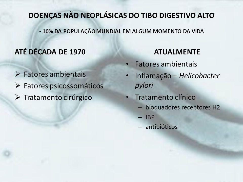 Fatores psicossomáticos Tratamento cirúrgico Fatores ambientais