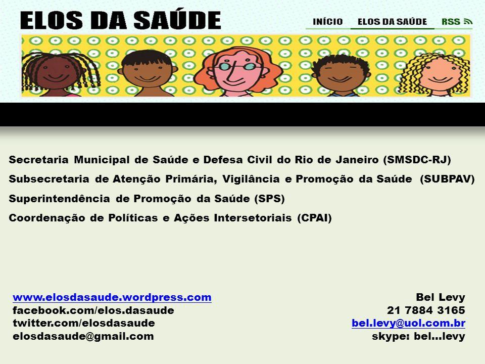 Secretaria Municipal de Saúde e Defesa Civil do Rio de Janeiro (SMSDC-RJ)